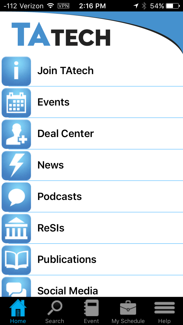 TAtech Mobile App Download Instructions